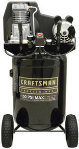 Craftsman Professional 27-gal Air Compressor