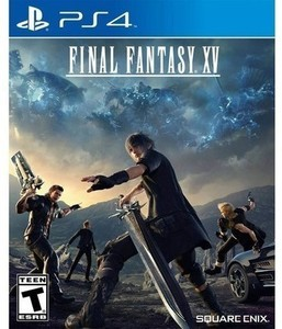Final Fantasy XV Pre-Owned - PS4