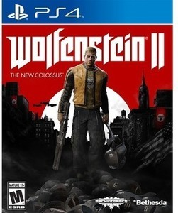 Wolfenstein II: The New Colossus - (PS4)