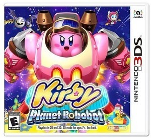 Kirby: Planet Robobot - (3DS)