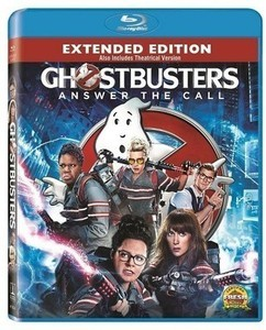 Ghostbusters (2016) (Blu-ray + Digital)
