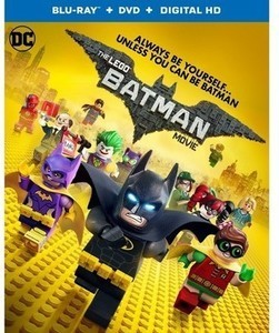 The Lego Batman Movie (Blu-ray + DVD + Digital)