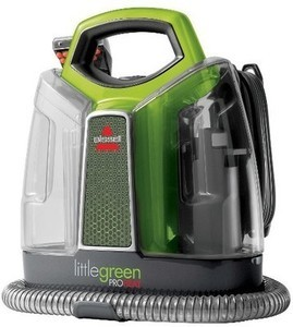 BISSELL Little Green ProHeat Portable Upholstery and Carpet Cleaner - Chacha Lime 5207G