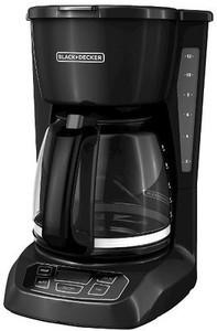 Black + Decker 12-cup Auto Drop Coffee Maker