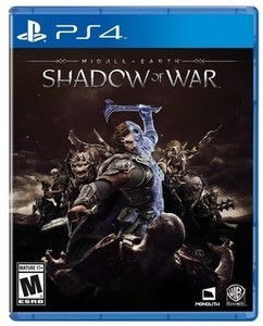 Middle Earth: Shadow of War (PS4)