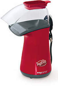 Presto Popcorn Maker After Rebate
