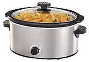 Bella Slow Cooker After Rebate