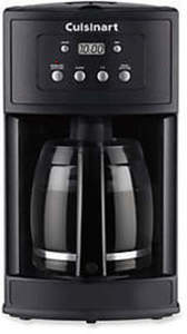 Cuisinart 12 Cup Programmable Coffee Maker After Rebate