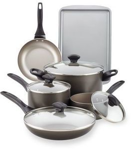 Farberware 15-Piece Cookware Set