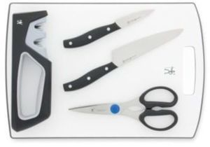 J.A. Henckels 5-pc Definition Cutlery Set