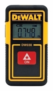DeWalt Laser Tape Measure