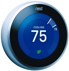 Nest Wi-Fi Digital Programmable Thermostat