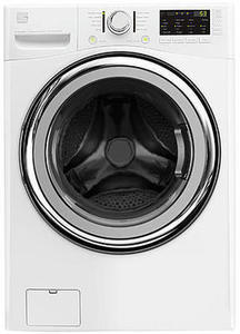 Kenmore 4.5 cu. ft. Front-Load Washer w/Accela Wash® - White
