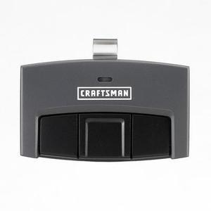 Craftsman Garage Door Opener 3-Function Visor Remote Control