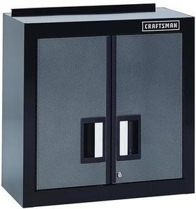 Craftsman Heavy-Duty Hanging Wall Cabinet