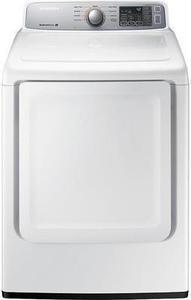 Samsung 7.4 cu. ft. Electric Dryer-White