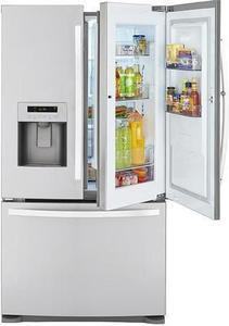Kenmore 70333 23.9 cu. ft. French Door Bottom-Freezer Refrigerator