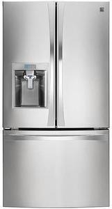 Kenmore Elite 74023 29.8 cu. ft. French Door Bottom-Freezer Refrigerator