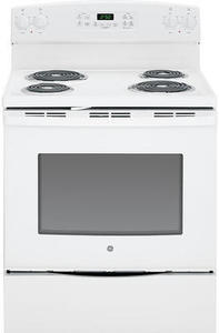 GE Appliances JB250DFWW 5.3 cu. ft. Free-Standing Electric Range
