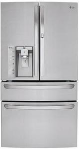 LG LMXS30776S 29.7 cu. ft. 4-Door French Door Refrigerator