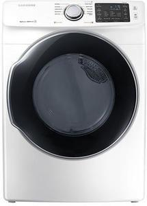Samsung DVE45M5500W/A3 7.4 cu. ft. Front Load Electric Dryer