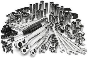 Craftsman 155 piece Mechanics Tool Set with 75 Tooth Ratchets