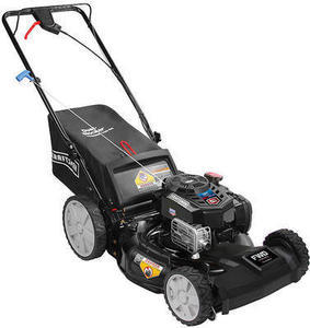 Craftsman Just Check & Add Front Wheel Drive Lawn Mower