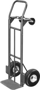 Milwaukee Hand Truck 800 lb. Capacity 2-Way Convertible Hand Truck