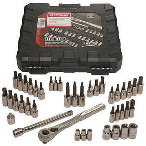 Craftsman 42 piece Drive Bit and Torx Bit Socket Wrench Set