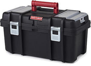 Craftsman 19 In. Tool Box With Tray