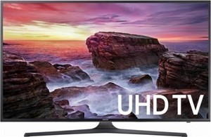 "Samsung 50"" LED 2160p Smart 4K Ultra HD TV"