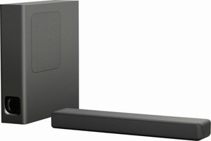 Sony 2.1 Channel Soundbar System With 4.72'' Wireless Subwoofer & Digital Amplifier