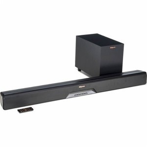 Klipsch Reference Series 2.1-Channel Soundbar System