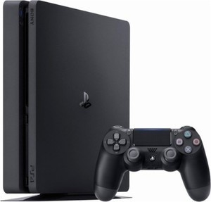 Black Sony Play Station 4 1TB Console