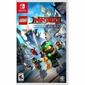 LEGO Ninjago Movie Video Game Nintendo Switch