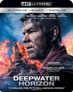 Deepwater Horizon w/ Digital Copy [4K Ultra HD Blu-ray/Blu-ray]