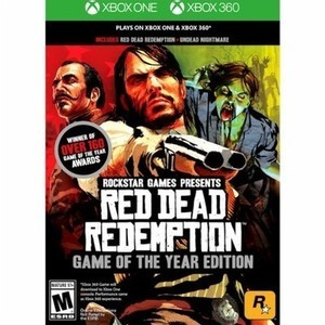 Red Dead Redemption: Game of the Year Edition (Xbox 360|Xbox One)