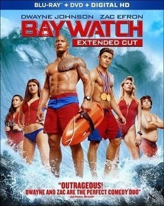 Baywatch Extended Cut - Blu-ray