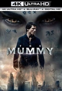 The Mummy [w Digital Copy] [4K Ultra HD Blu-ray/Blu-ray]