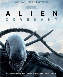 Alien: Covenant Digital Copy Blu-ray/DVD