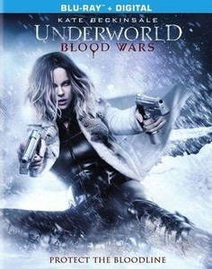 Underworld: Blood Wars [w Digital Copy] [Blu-ray] [2016]