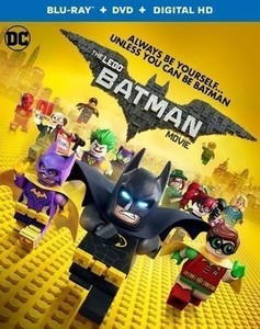 The LEGO Batman Movie Digital Copy + Blu-ray + DVD