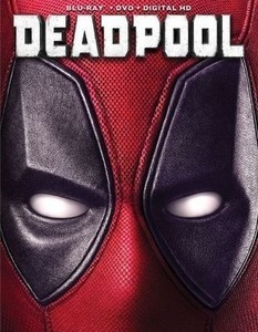 Deadpool [Blu-ray/DVD]