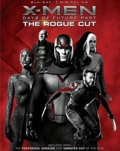 X-Men: Days of Future Past - The Rogue Cut Blu-ray