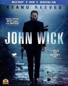 John Wick [Blu-ray/DVD]
