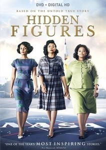 Hidden Figures [Includes Digital Copy] [DVD] [2016]