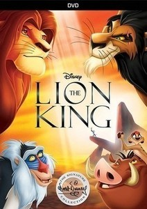 The Lion King: The Walt Disney Signature Collection [DVD] [1994]