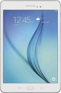 """Samsung - Galaxy Tab A - 8"""" - 16GB - White"""