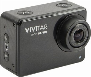 Vivitar 4K Action Camera with Remote