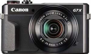 Canon PowerShot G7 X Mark II 20.1-Megapixel Digital Camera